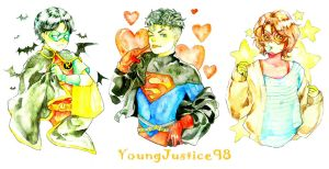 YoungJustice98 by onlyfuge