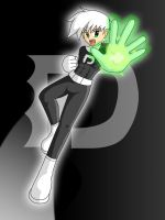 Danny Phantom by Coshi-Dragonite