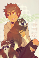 Rigby by animegirl000