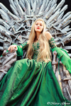Cersei Lannister Costume Cosplay by PrincessAndDragon
