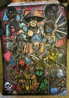 masters of fatality by albertoo