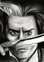 Sweeney Todd by cconnell
