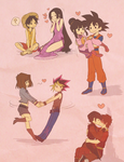 Can anybody say OTP...s? by DS-Hina