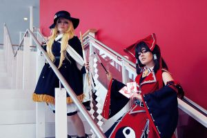 Touhouvania by Apollo-Thunder
