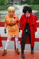 Hellsing: Vampires Together by BLUEsteelProductions