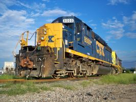SD40-2 by Silverwolf-1ofmany