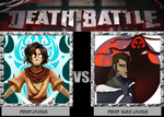 Death Battle - Raava vs Vaatu by Rassilon001