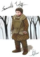 Game Of Thrones Samwell Tarly by Mexiletine