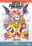 Super Smash Bros poster 5 - Kirby PREV by MTC-Studio