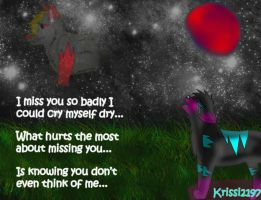 Miss You by Krissi2197