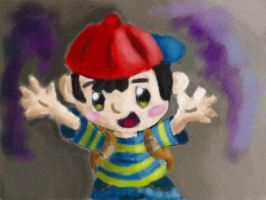 Ness in colour by Quacksquared