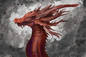 another dragon by VanLogan