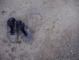 Dirty shoes 1 by Norhi