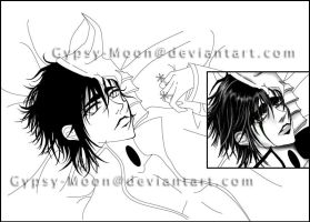 So Incomplete ...Ulquiorra by Gypsy-Moon