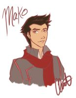 Mako Doodle by CadenceofSilence