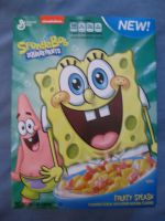 Spongebob Squarepants Cereal by Gamekirby