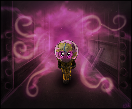 [FoE/PE] Pink ghosts and evil spirits by TheOmegaRidley