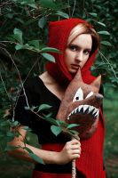 Red Riding Hood II by Molza