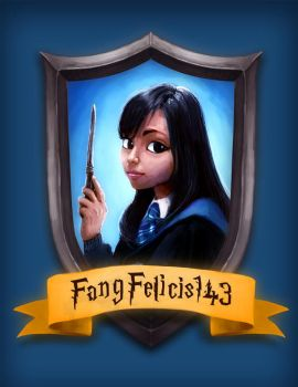 My sister is in Ravenclaw by Widelia
