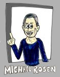 Michael Rosen by SonicClone