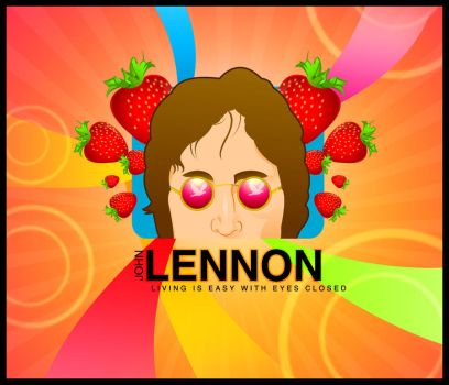 Lennon by TomTrager