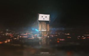 Lost Danbo by YunGraph