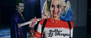 Joker x Harley Quinn Cosplay Video! by ThelemaTherion