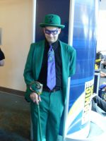The Riddler by mjac1971