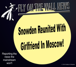 Snowden Reunites With Girlfriend In Moscow! by IAmTheUnison