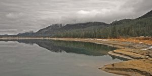 Roosevelt Lake by BWilliamWest