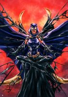 Raven-symbiote by cric