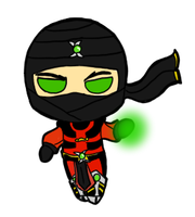 Little Ermac by Toringotopocastor