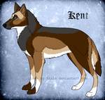Kent by WolfbanesAdopts