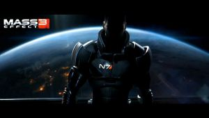 Mass Effect 3 Wallpaper 1 by C12ASH