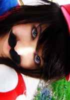 Self-portrait - Mario by Emma-in-candyland