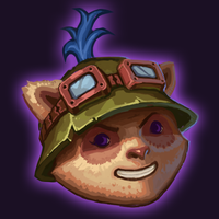 Teemo by Plainandplain