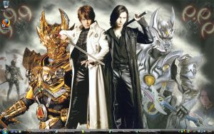 Garo by ShadowRangerBlue