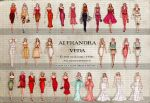 Alexandra Veda 2013 Collection by AlexandraVeda