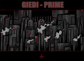 Giedi Prime by A-Fornerot