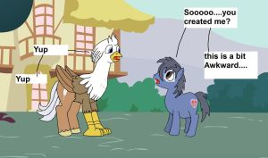 Silver Quill meets Clutterstep by eagc7