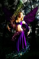 Night Faery by critelli