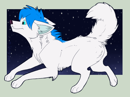 Icey Commission by MidnightAlleyCat