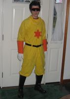 Powerline Cosplay by Rodents210