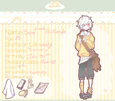 -Petite Academy- Application: Soie by ShySpiderPrince