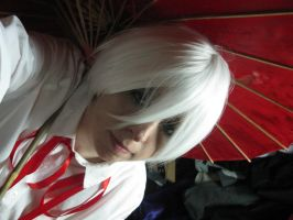 Isana Yashiro cosplay -preview- by Die-Rose