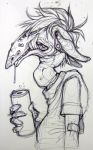 tea in a can by Zenophrenic