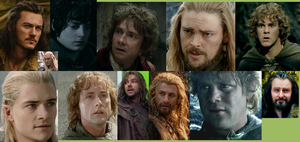 Sexy Men of Middle-Earth II by CloudyRose06