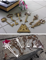 Harmony Key Set by PixelKitties