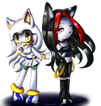 Comision chibi 1 by KynneWolf2