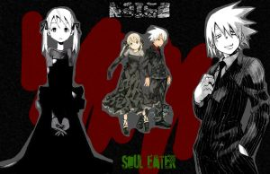 soul eater NOISE by sweetanimefreek